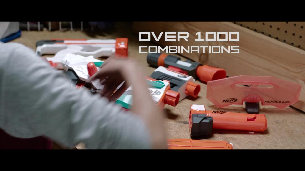 NERF Modulus: The Plan