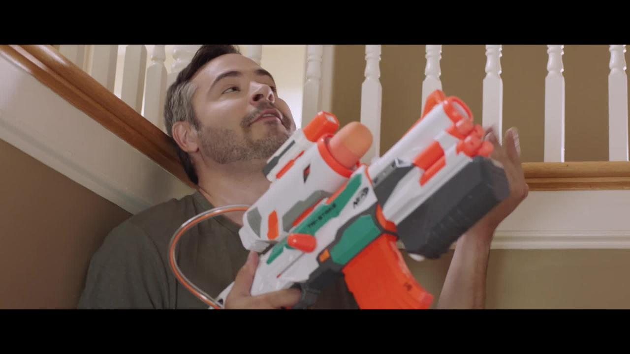 NERF Modulus: The Mission