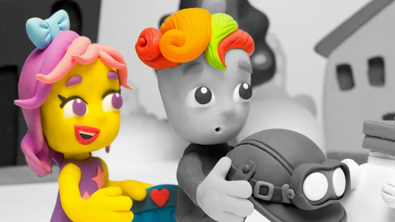 Play-Doh Videos - DohVinci Videos - Play-Doh