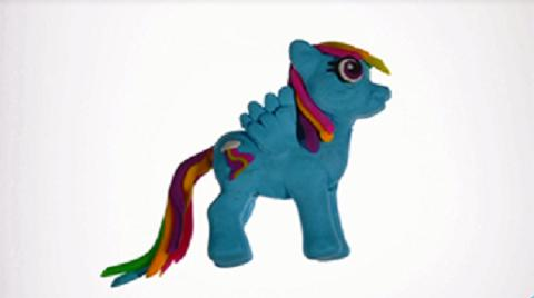 How To Sculpt Rainbow Dash