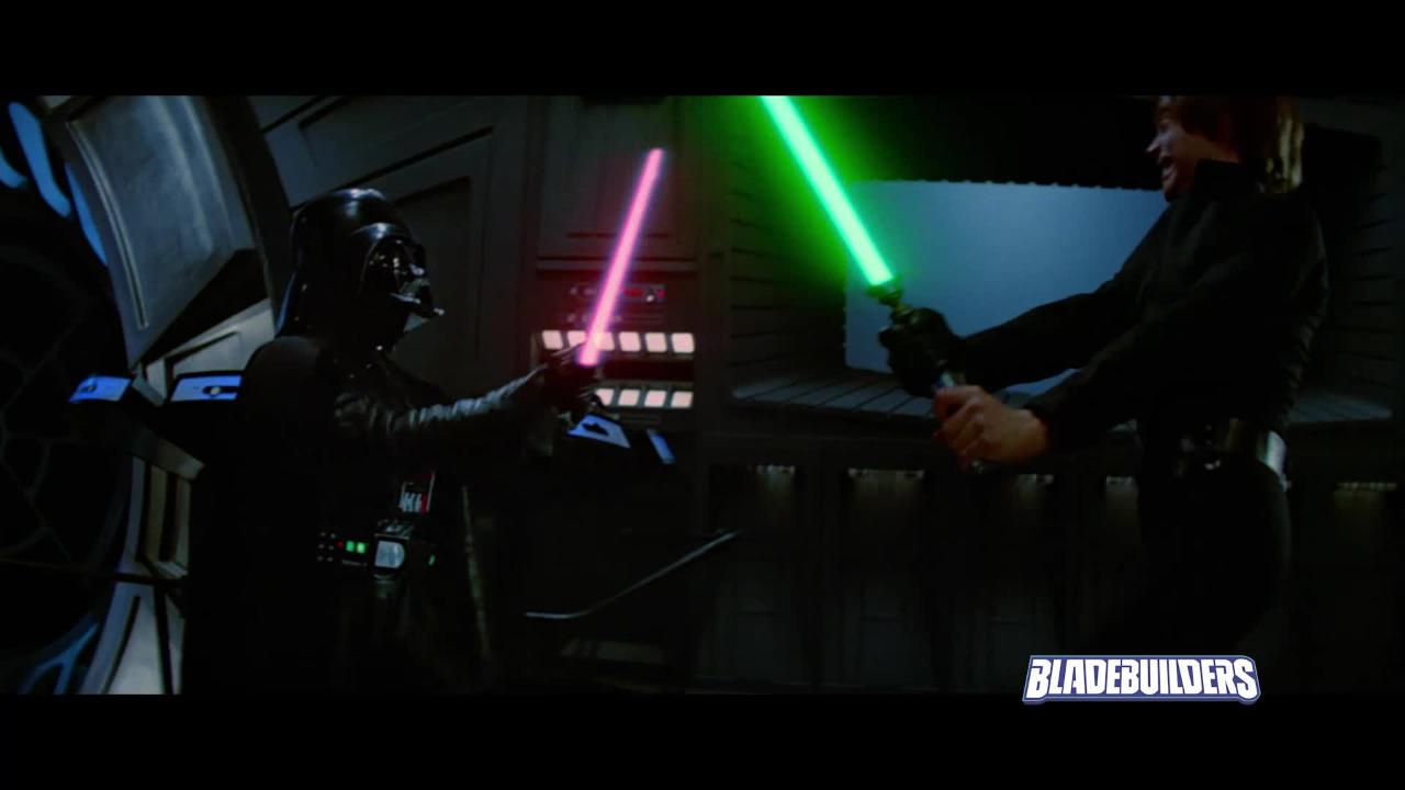 Star Wars Bladebuilders | Darth Vader Lightsaber