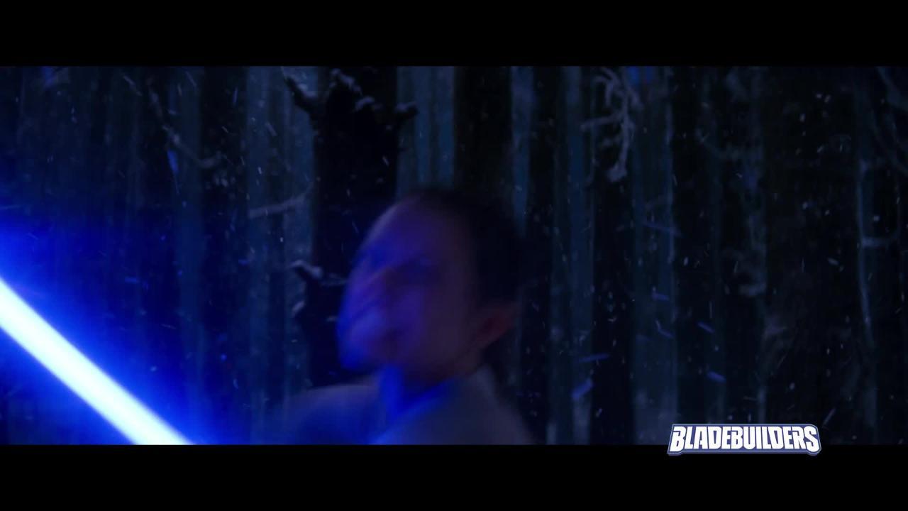 Star Wars Bladebuilders | Rey Lightsaber