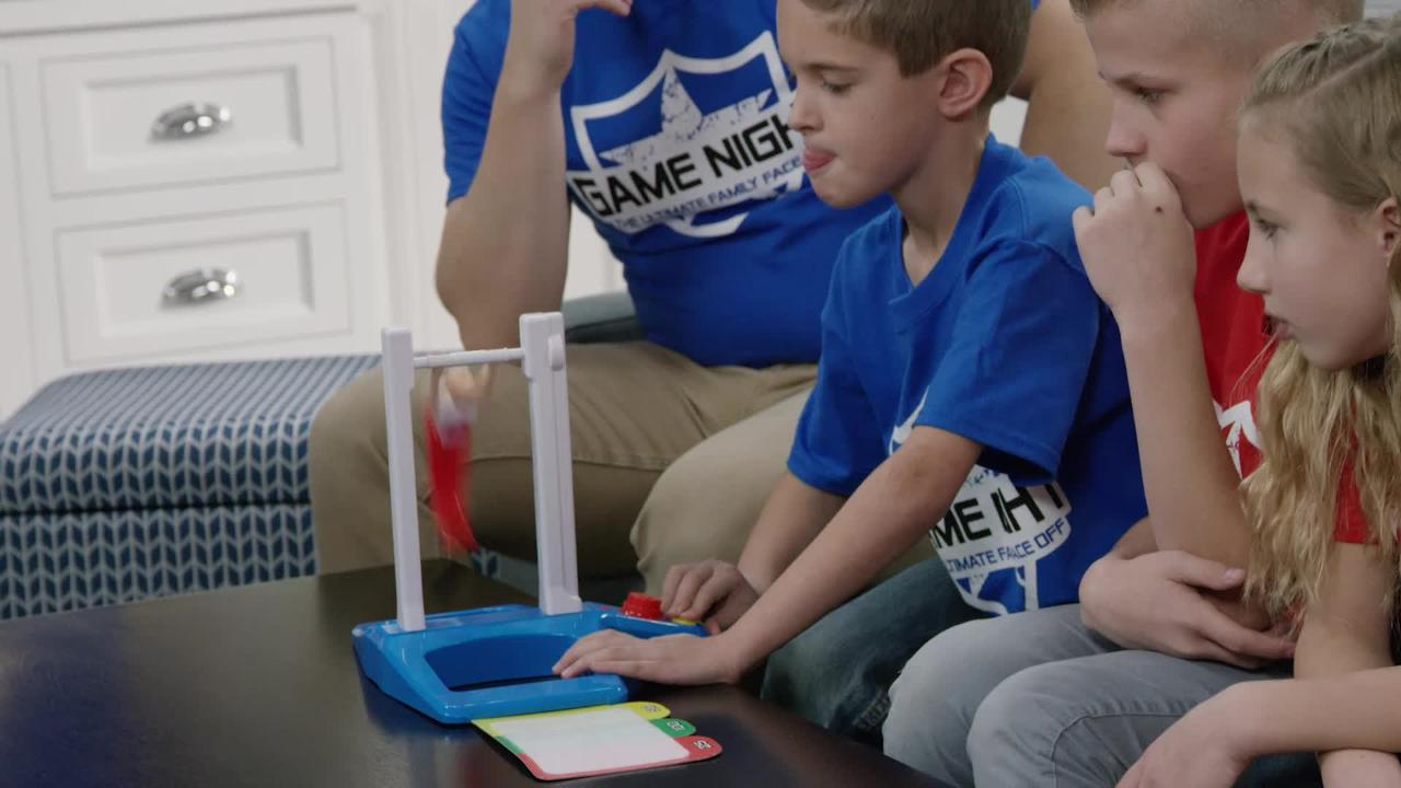 Ultimate Family Gaming Competition