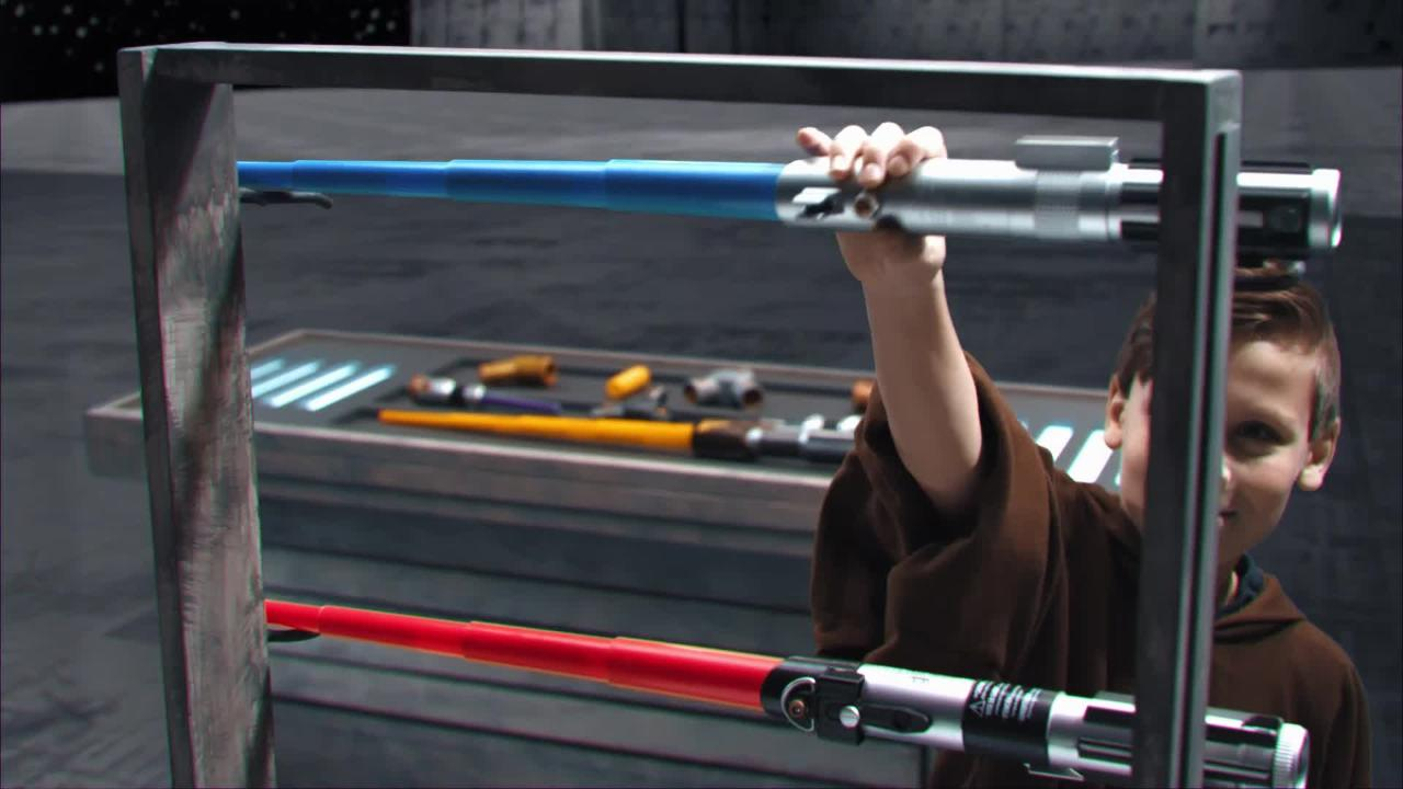 STAR WARS BLADEBUILDERS | JEDI KNIGHT LIGHTSABER