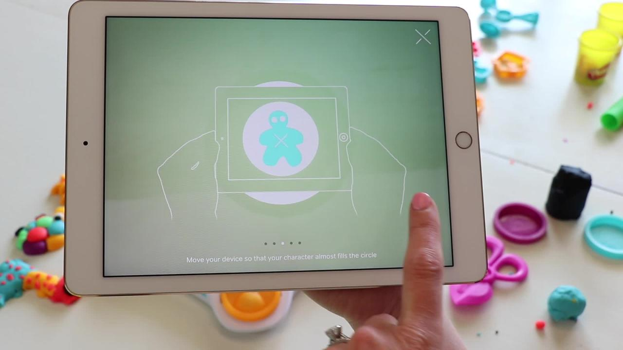 Play-Doh Touch: Shape to Life Studio Unboxing Video