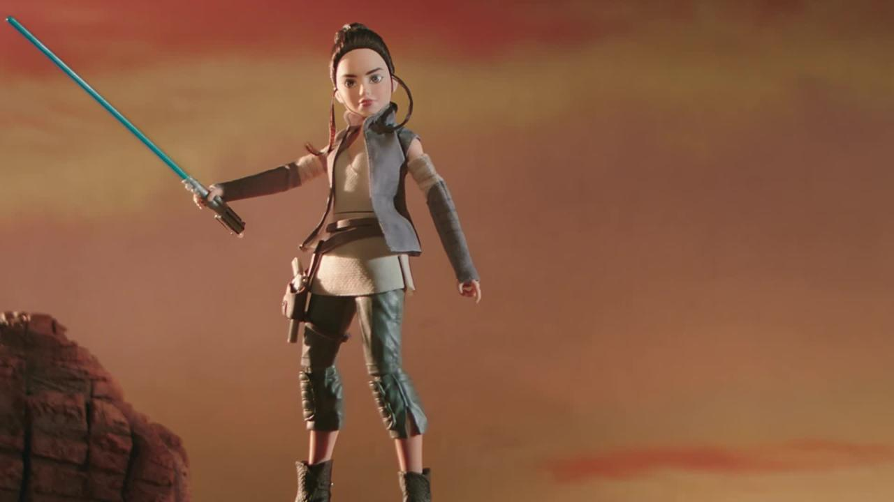 Star Wars Forces of Destiny | Adventure Figures TV Commercial
