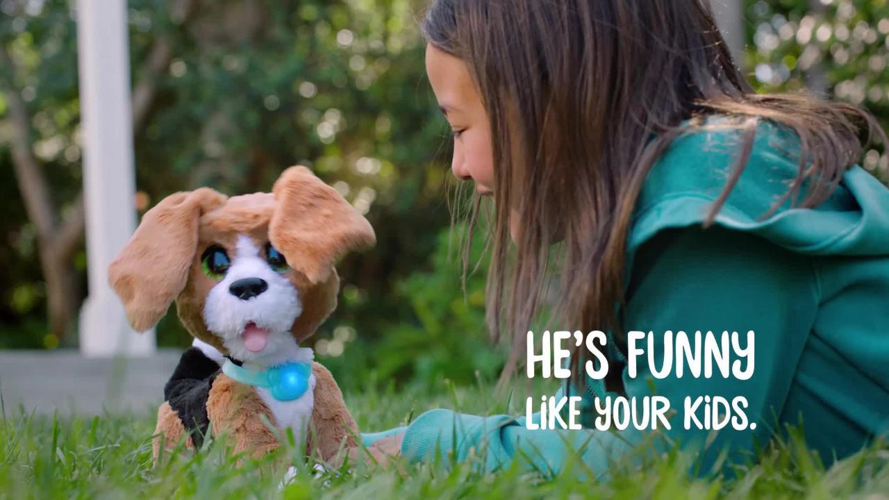 Furreal I Dijital Klipler I Konuşan Köpeğim Charlie