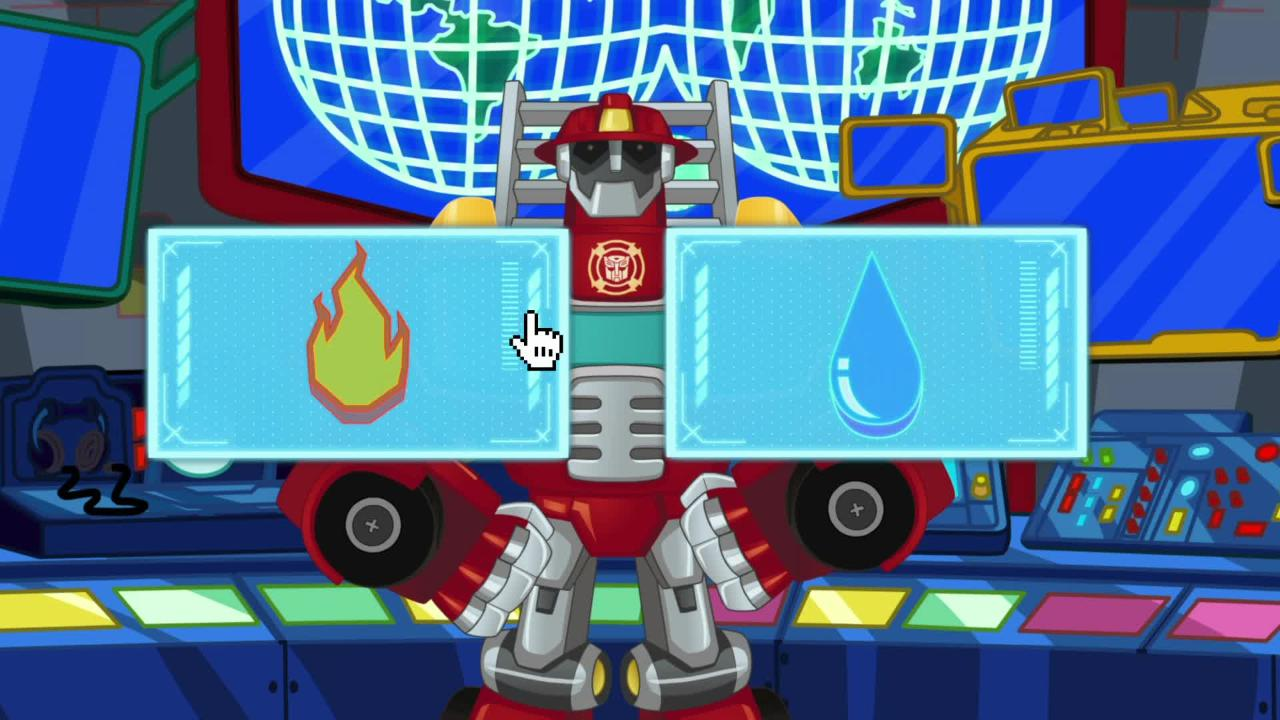 My Transformers: Rescue Bots Adventure Trailer