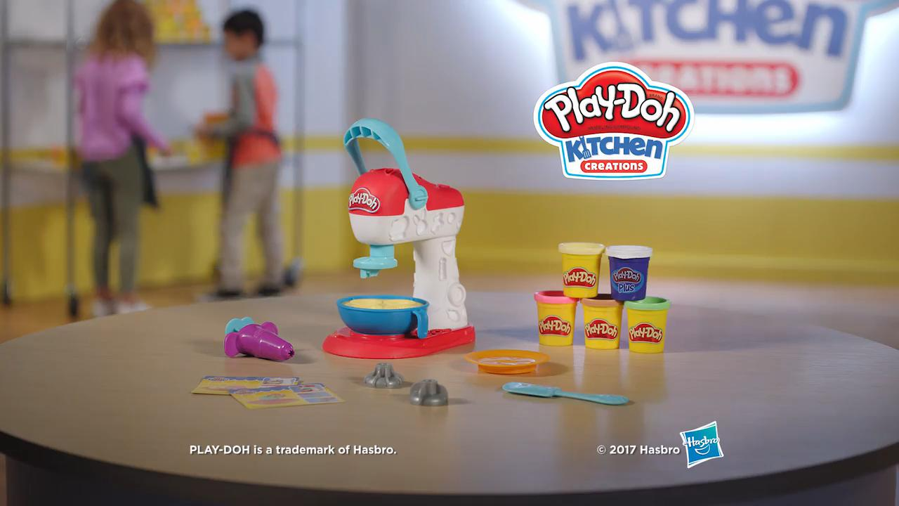 Play-Doh Kitchen Creations Spinning Treats Mixer Commercial
