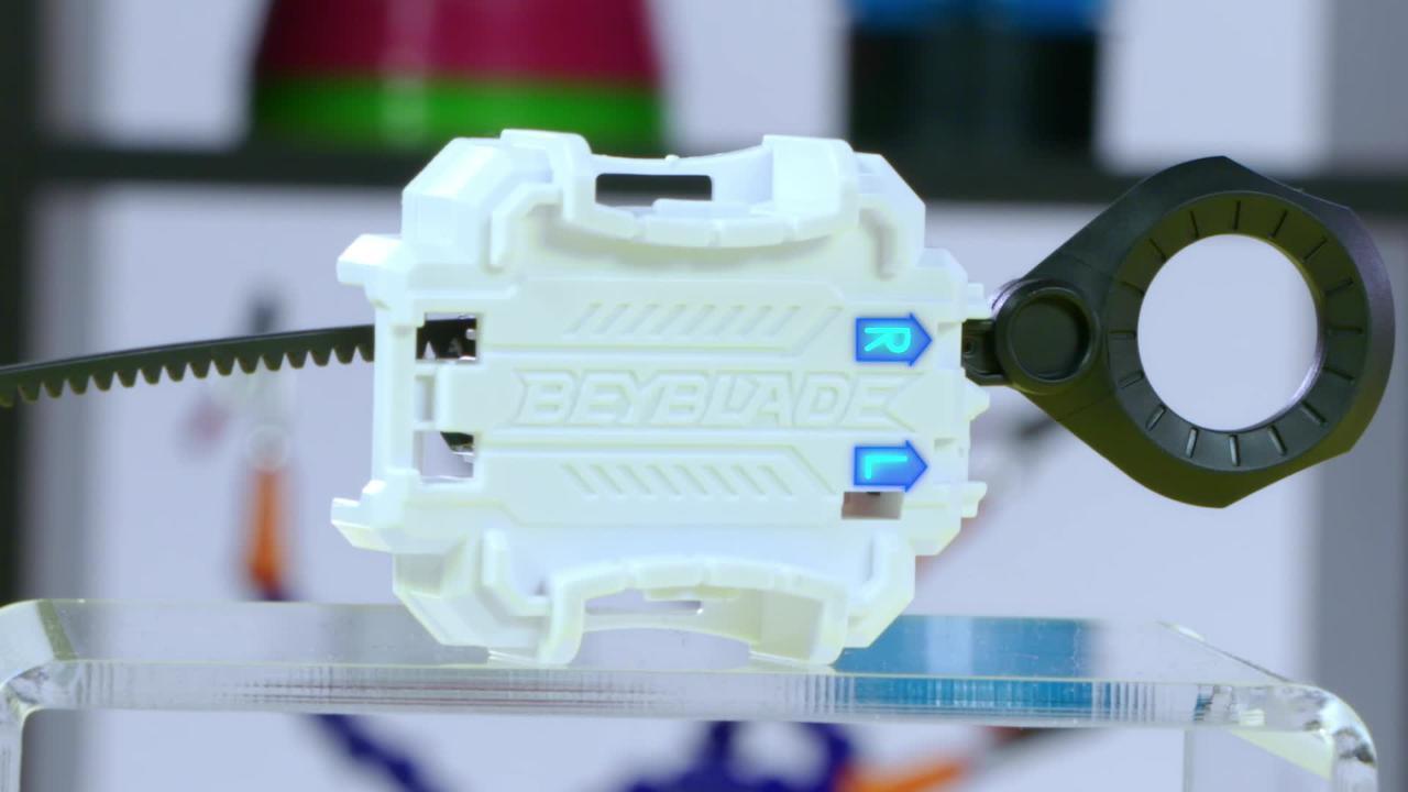 Beyblade Digital Master Series: SwitchStrike 201