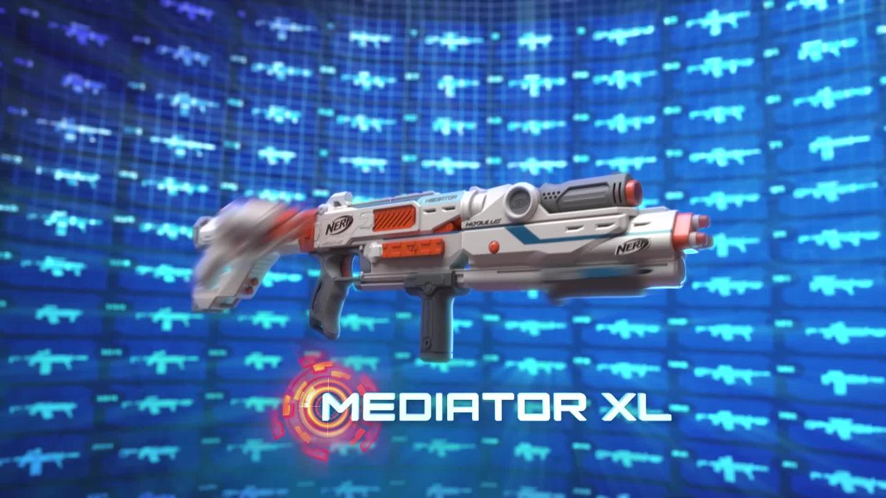 Nerf Modulus: Mediator XL Blaster