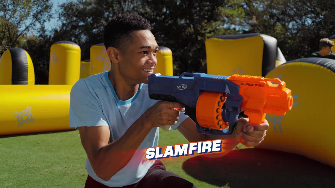 Nerf Elite: Surgefire Blaster