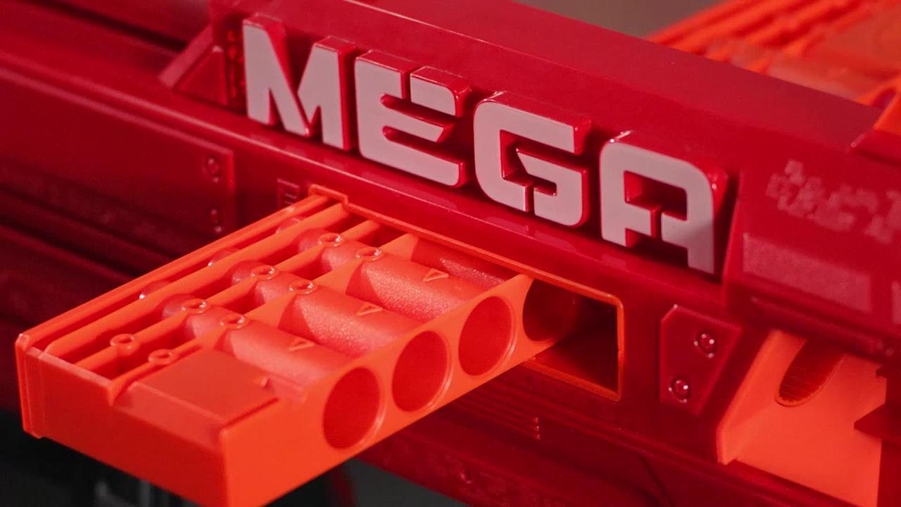 NERF MEGA | THUNDERHAWK BLASTER