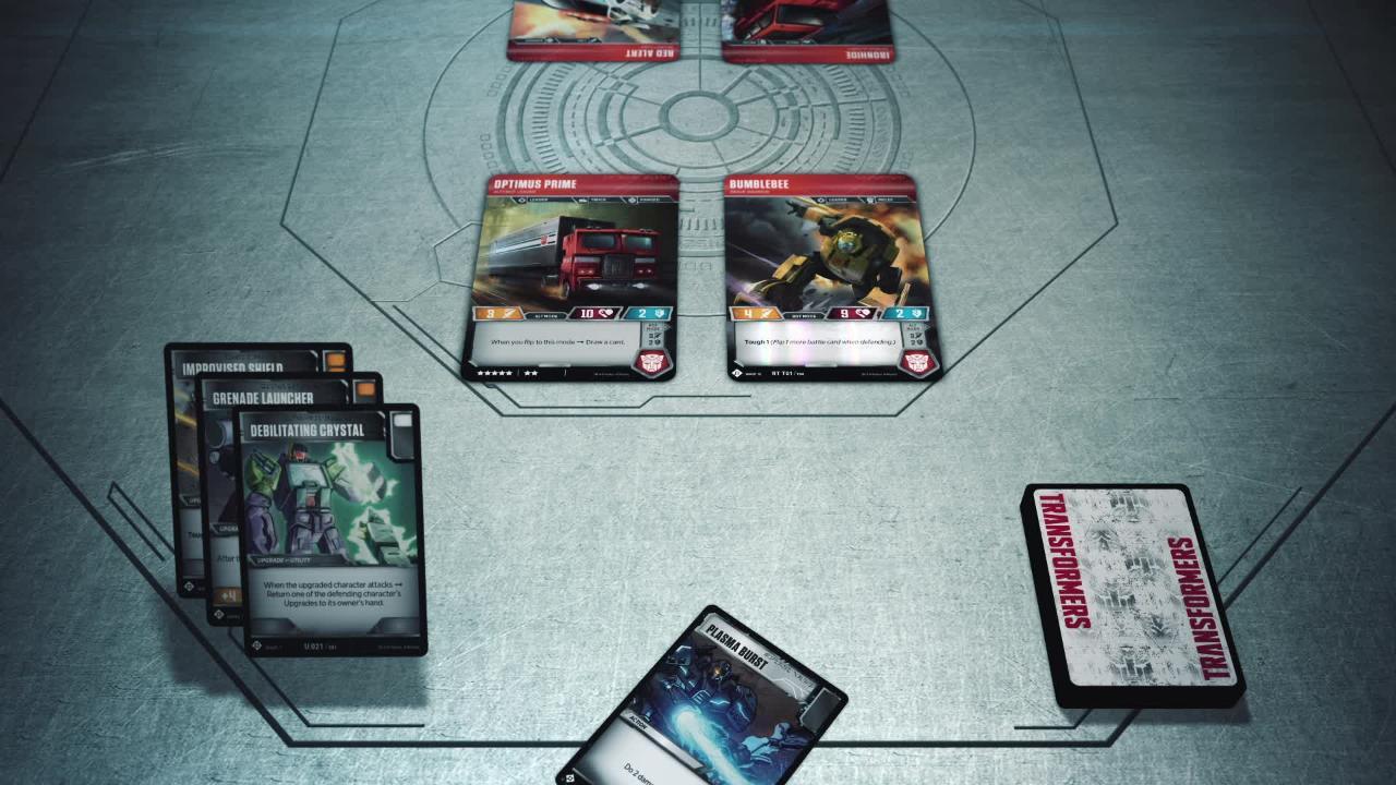 進階規則: 戰鬥卡、行動和升級