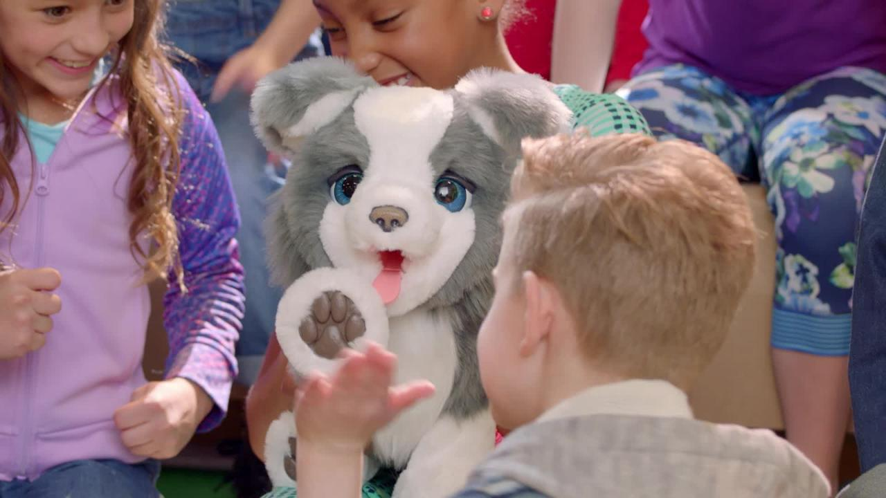 FurReal Ricky The Trick Lovin' Pup TVC