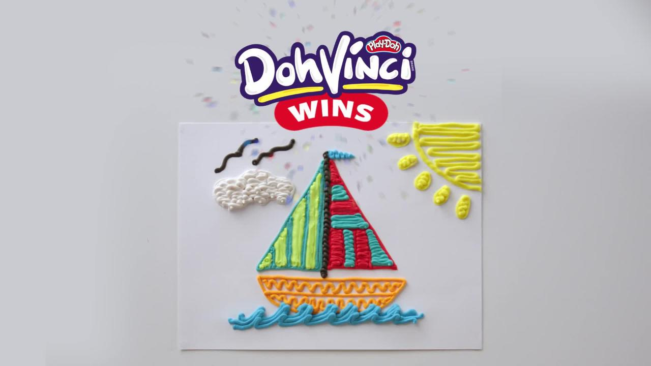DohVinci vs. Paint