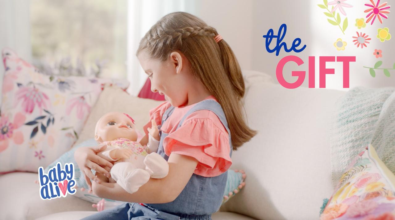 Baby Alive - 'Real As Can Be Baby' Official TV Spot