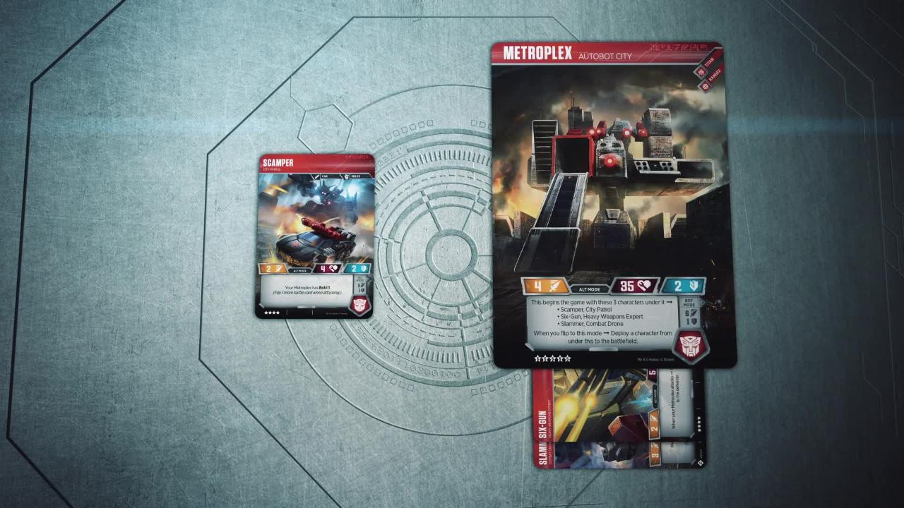 How to Play: Metroplex Deck