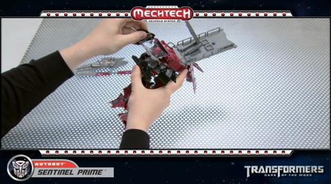 SENTINEL PRIME: TRANSFORMERS Movie 3 - Instructional Video Part 2