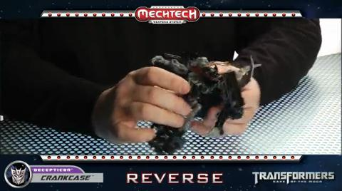 CRANKCASE TRANSFORMERS Movie 3 - Instructional Video