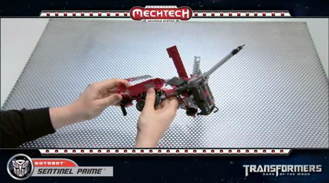 SENTINEL PRIME: TRANSFORMERS Movie 3 - Instructional Video Part 1