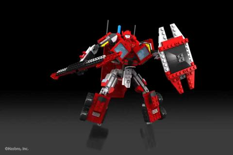 SENTINEL PRIME - KRE-O TRANSFORMERS Digital Build