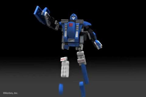 MIRAGE - KRE-O TRANSFORMERS Digital Build