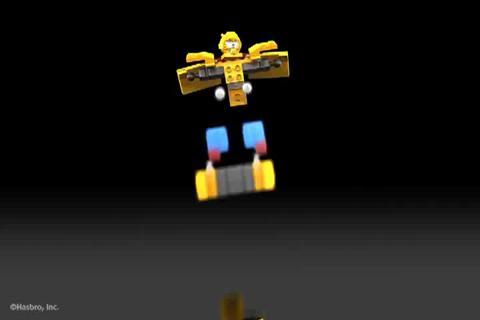 BUMBLEBEE - KRE-O TRANSFORMERS Digital Build