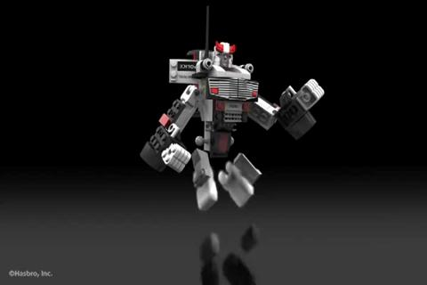 PROWL - KRE-O TRANSFORMERS Digital Build