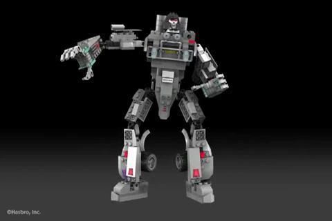 MEGATRON - KRE-O TRANSFORMERS Digital Build