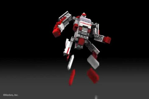 AUTOBOT RATCHET - KRE-O TRANSFORMERS Digital Build
