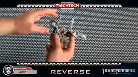 JOLT TRANSFORMERS Movie 3 - Instructional Video