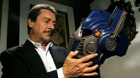 Peter Cullen: 2010 Hall of Fame Inductee