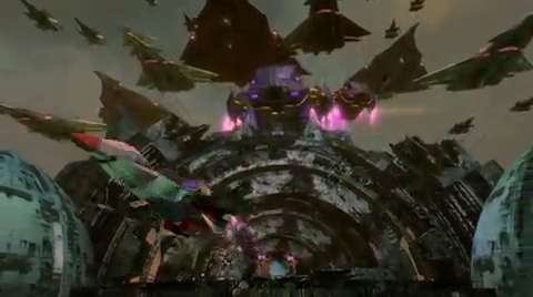 Transformers: Fall of Cybertron - Our World - 1st Gameplay Trailer