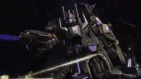 Transformers Fall of Cybertron: Through the Matrix
