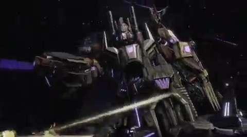 Transformers Fall of Cybertron: Through the Matrix