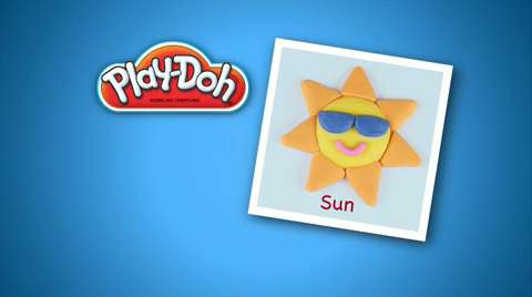 Play-Doh: Look What I Made Sun Video