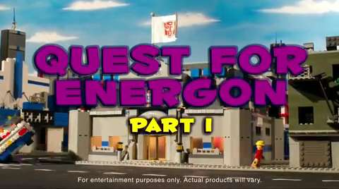 KRE-O Stop Motion: QUEST FOR ENERGON Part 1