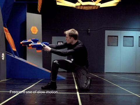 NERF N-STRIKE ELITE STRYFE Blaster TV Commercial