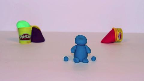 Stop Motion Gummy Bear