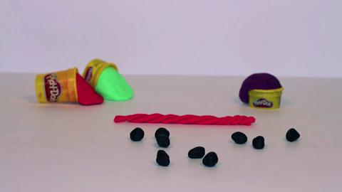 Stop Motion Licorice