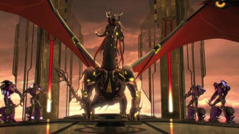 Transformers Into the Hunt: Predaking Bio