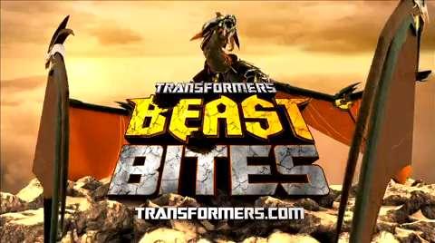 Transformers Beast Bites - Predaking