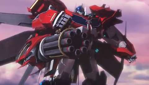 Transformers Beast Bites - Optimus Prime