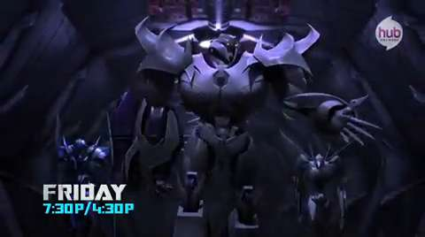 "Transformers Prime: Beast Hunters ""Persuasion"""