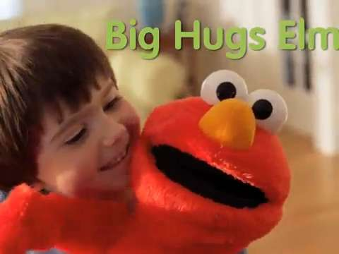 Sesame Street Big Hugs Elmo Features Video