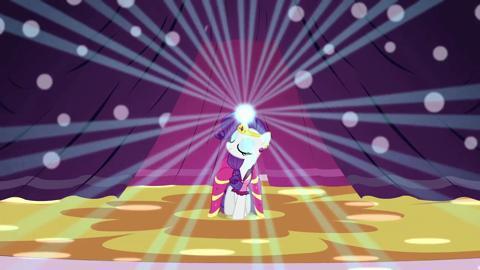 My Little Pony - Meet Rarity