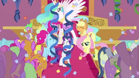 My Little Pony - Meet Princess Celestia