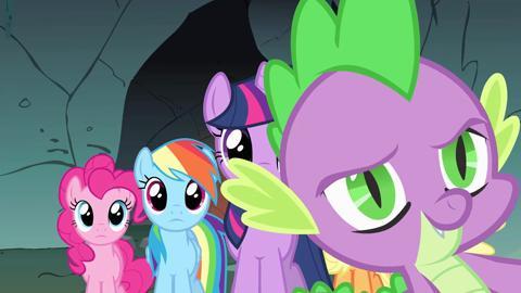 My Little Pony - Meet Spike the Dragon