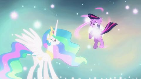 My Little Pony - Meet Princess Celestia